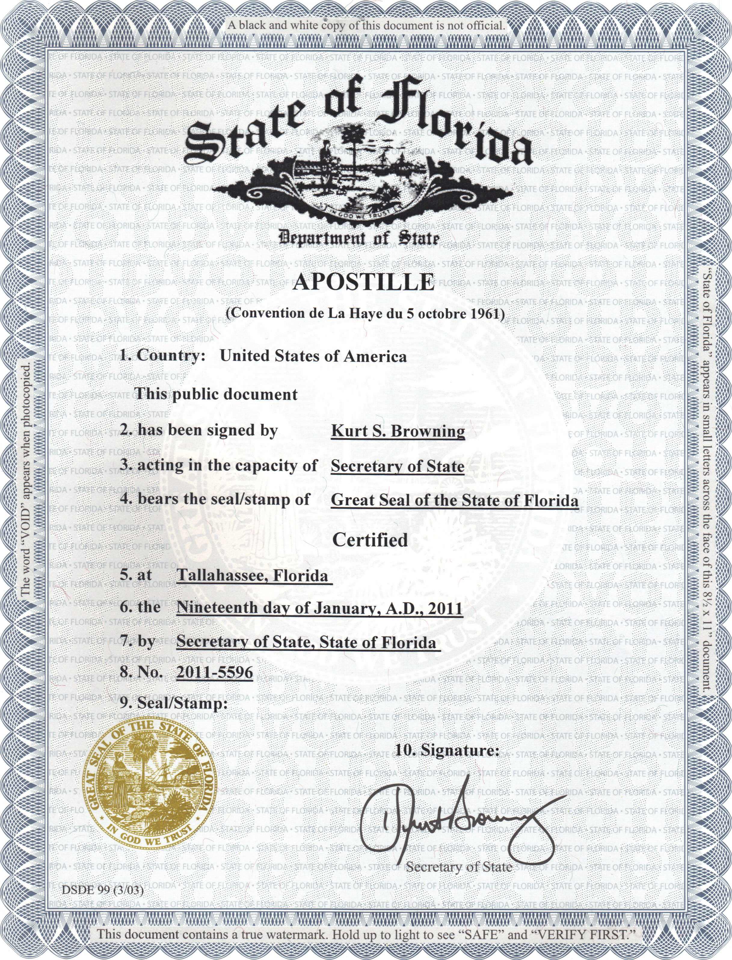 Translations apostille all languages certified notarized documents english example xflitez Gallery